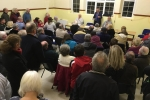 80 RESIDENTS PACK OUT MP'S PUBLIC MEETING
